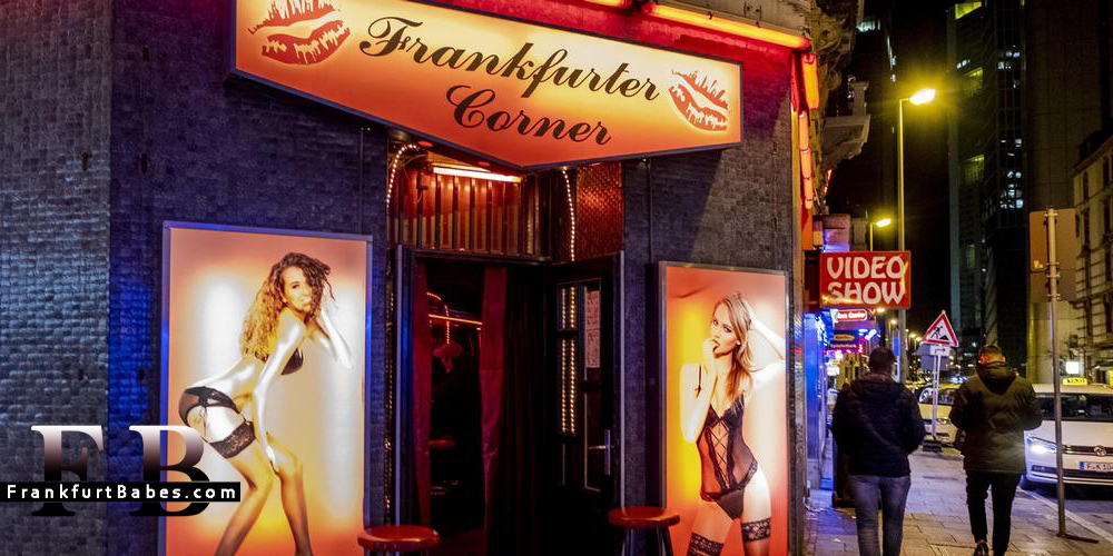 An overview of prostitution in Frankfurt, Germany